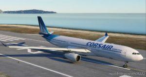 [4K] Corsair International A330-300 Livery for Microsoft Flight Simulator 2020