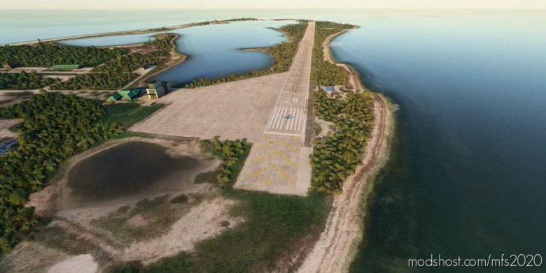 Rclm Dongsha Airport for Microsoft Flight Simulator 2020