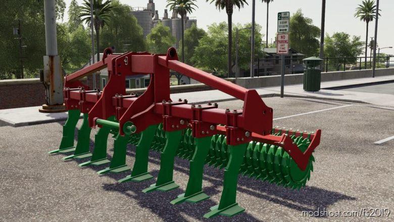 Lizard Kret for Farming Simulator 19