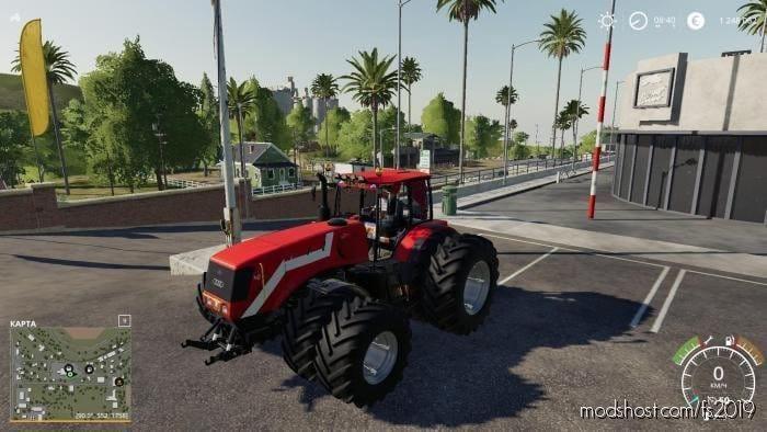 Belarus 3022 DC1 V1.2 for Farming Simulator 19