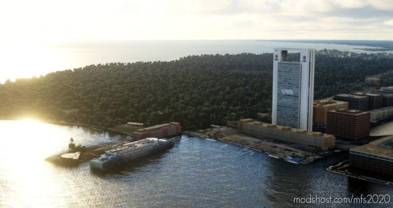Buenos Aires Zone for Microsoft Flight Simulator 2020
