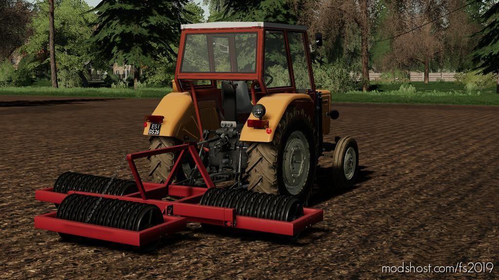 Lizard Cambridge 3.2M for Farming Simulator 19