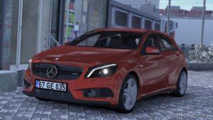 Mercedes-Benz A45 V1R50 [1.39] for Euro Truck Simulator 2