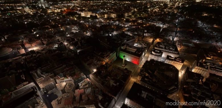 Rome Lighting Enhancement for Microsoft Flight Simulator 2020