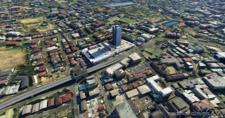 Cape Town Buildings 4 V1.1 for Microsoft Flight Simulator 2020