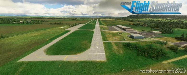 Lkmh – Mnichovo Hradiste Airport for Microsoft Flight Simulator 2020