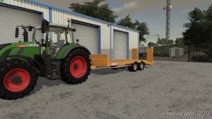 16 TON Low-Loader for Farming Simulator 19