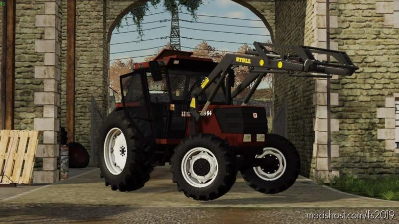 Fiat 88-94 DT for Farming Simulator 19