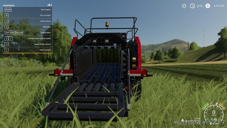 Empty Balers for Farming Simulator 19