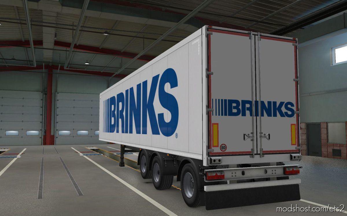 Skin Brinks V1.0.0.0 for Euro Truck Simulator 2