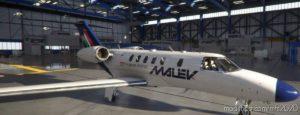 Malev Cessna Citation CJ4 for Microsoft Flight Simulator 2020