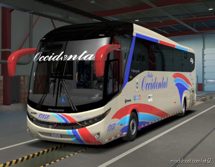 G7 1200 4×2 Skins Colombia [1.39] for Euro Truck Simulator 2