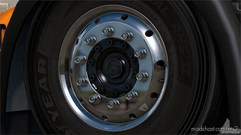 Abasstreppas Wheelpack V3.2 [1.39] for Euro Truck Simulator 2