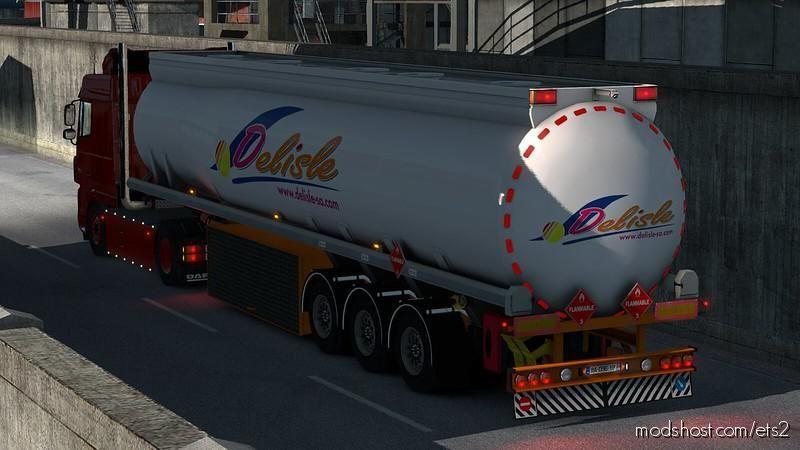 Fuel Cistern (Willig) [1.39] for Euro Truck Simulator 2