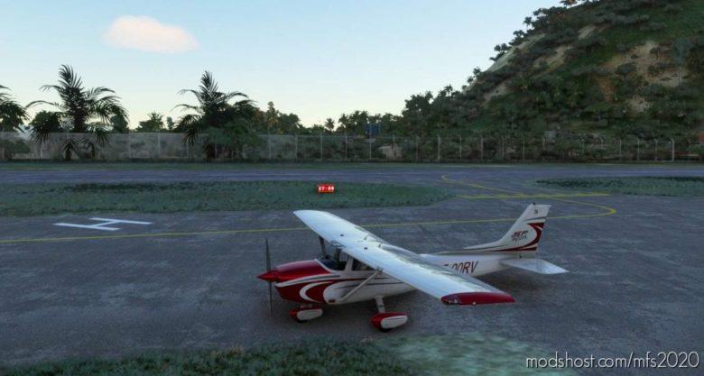 Aérodrome DES Saintes, Guadeloupe Tffs for Microsoft Flight Simulator 2020