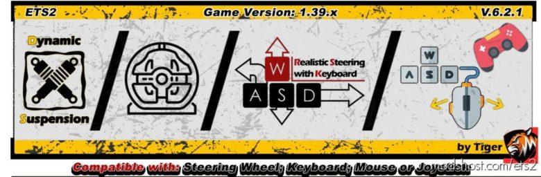 Dynamic Suspension V6.2.1 for Euro Truck Simulator 2