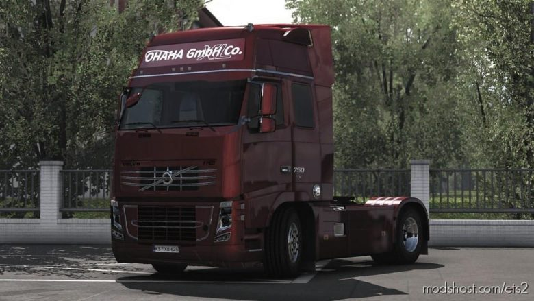Volvo FH 2009 V22.00R [1.39] for Euro Truck Simulator 2
