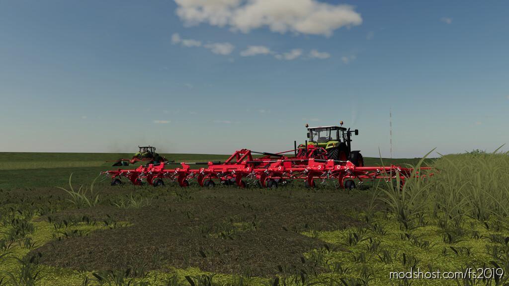 Lely Lotus 1250 Profi for Farming Simulator 19