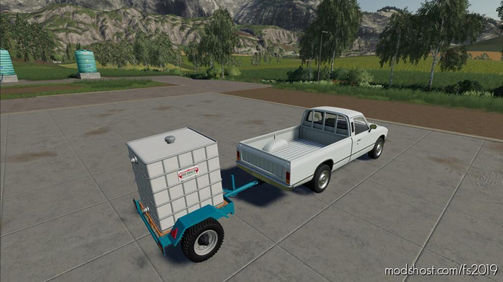 Citerne Beiser for Farming Simulator 19