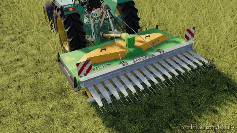 Joskin TR 270 C3 for Farming Simulator 19