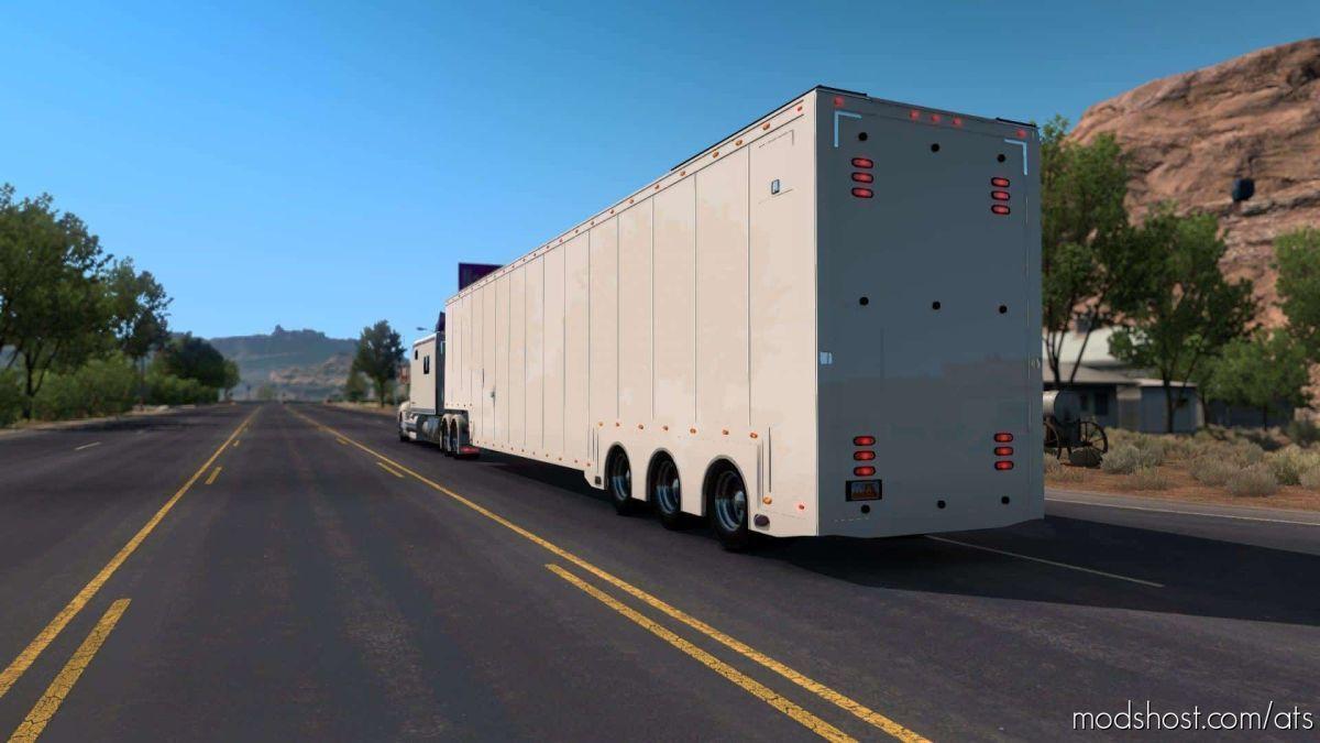 Featherlite Trailer V6.1 [1.39] for American Truck Simulator