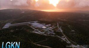 Greek Airfields Part 1 for Microsoft Flight Simulator 2020