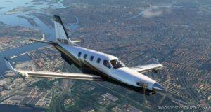 Daher TBM Ph-Fsb for Microsoft Flight Simulator 2020