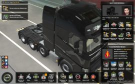 Profile Mapa EAA By Restanho 5.5 [1.39] for Euro Truck Simulator 2