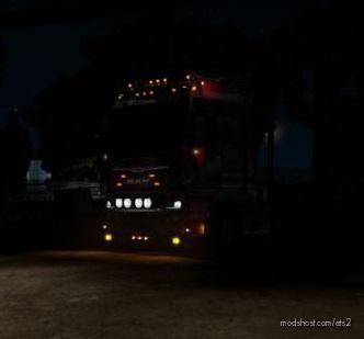 MAN E6 BIG Tuning Pack Beta [1.39.X] for Euro Truck Simulator 2