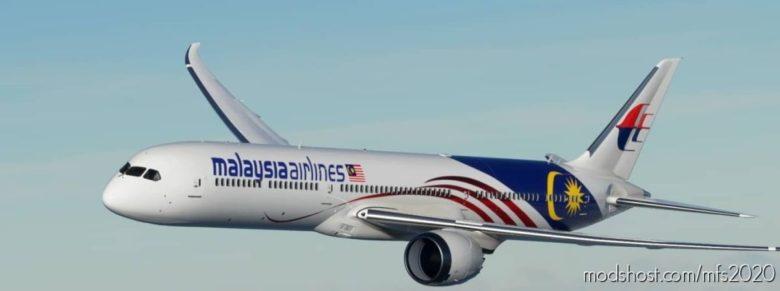 [8K] Malaysia Airlines 787-10 V2.0 for Microsoft Flight Simulator 2020