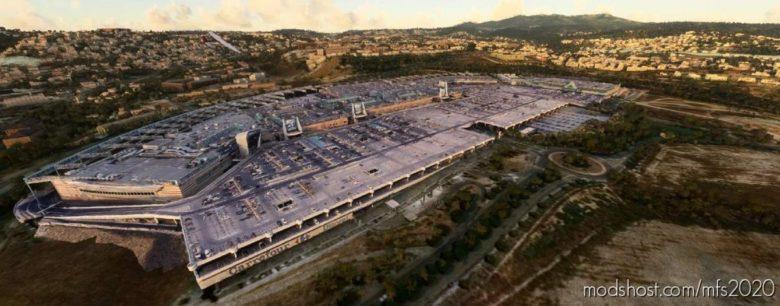 Grand Littoral – Marseille for Microsoft Flight Simulator 2020