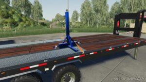 3 Point Gooseneck Receiver Hitch for Farming Simulator 19