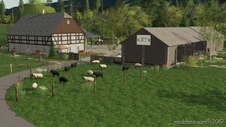 Bergisch Land V1.0.1 for Farming Simulator 19
