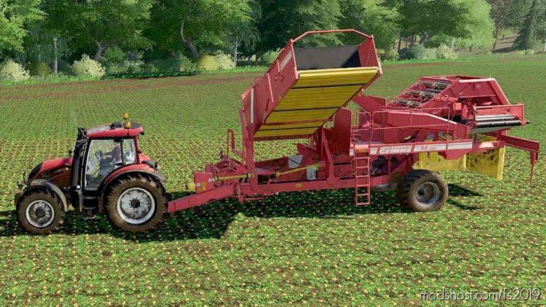 Root Harvester Pack Grimme SE 260 for Farming Simulator 19