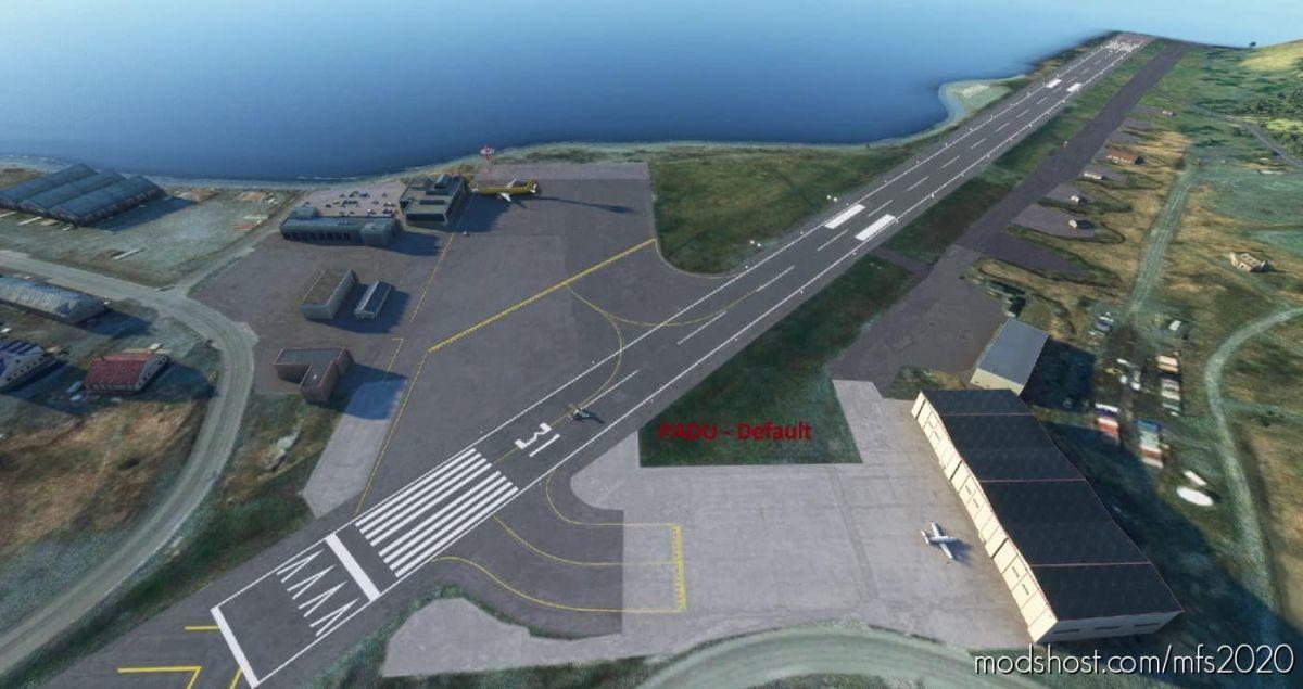 Padu-Unalaska Airport V1.1 for Microsoft Flight Simulator 2020
