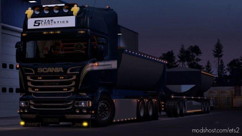 Hoga Kusten Skin for Euro Truck Simulator 2