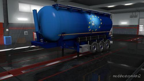 Owned Feldbinder KIP Trailer Pack V1.3.2 [1.39] for Euro Truck Simulator 2