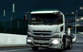 Mitsubishi Fuso Supergreat V1.392 for Euro Truck Simulator 2