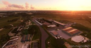 Goodwood Aerodrome for Microsoft Flight Simulator 2020
