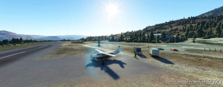 Osoyoos British Columbia CBB9 for Microsoft Flight Simulator 2020