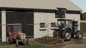 Medium Polish Barn for Farming Simulator 19