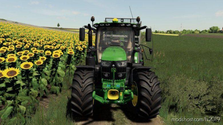 John Deere 6R LED Update for Farming Simulator 19