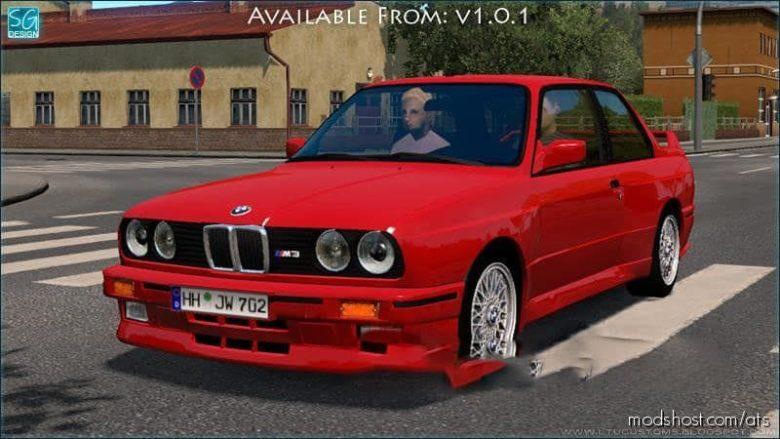 BMW Traffic Pack V1.0.1 [1.37.X – 1.39.X] for American Truck Simulator