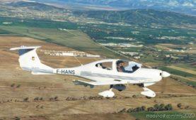 Aero-Club Rossi-Levallois Liveries For DA40 TDI for Microsoft Flight Simulator 2020