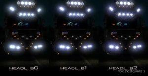 Better Flares 3.1C [1.39] for American Truck Simulator