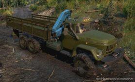 ZIL 131M Truck V10.1 for SnowRunner