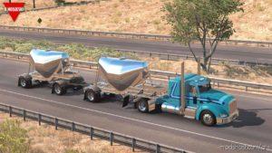 Peterbilt 386 Truck V1.3 Fixed [1.39] for American Truck Simulator