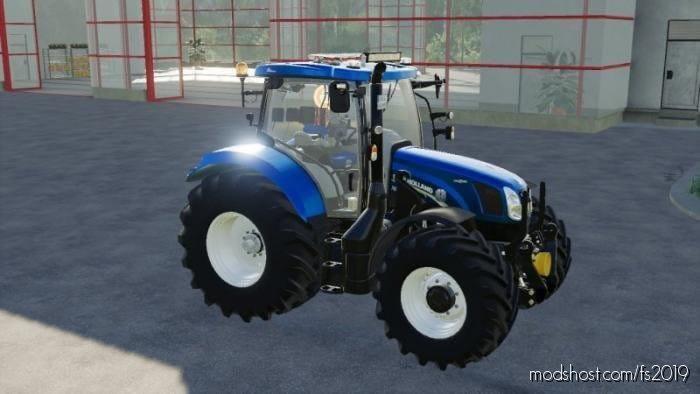 NEW Holland T6 2012 for Farming Simulator 19