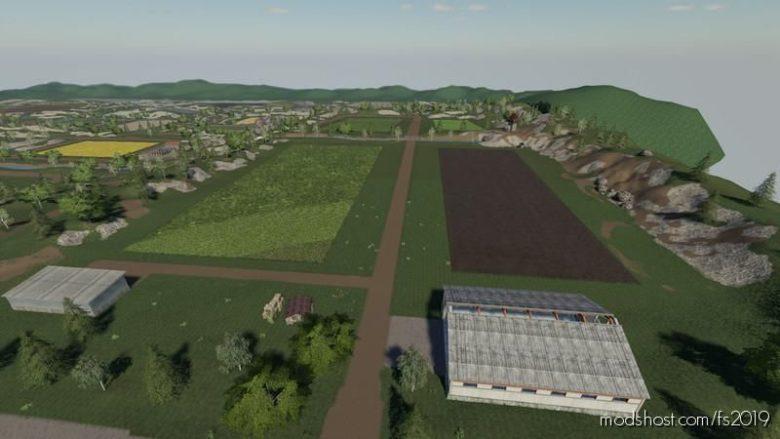 Volksstedt 2020 for Farming Simulator 19
