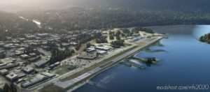Cznl Nelson, British Columbia for Microsoft Flight Simulator 2020